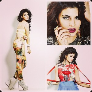 jacqueline fernandez august 2014 hot full photoshoot