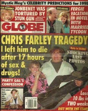 the night chris died