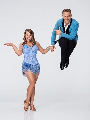 Bindi Irwin & Derek Hough