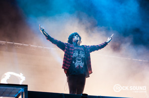 Bring Me The Horizon at Reading Festival کنسرٹ Picture