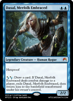 Daxal, Merfolk Embraced