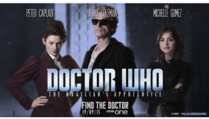 Doctor Who The Magician's Apprentice Poster