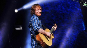 Ed performs at Amway Center