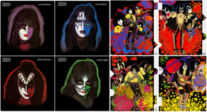 KISS solo albums released~September 18, 1978
