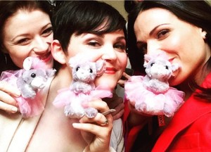 Lana, Ginny and Emilie