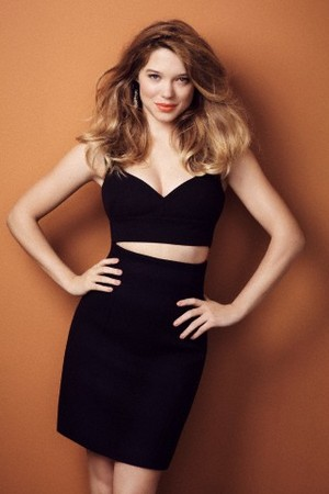 Lea Seydoux - Marie Claire France Photoshoot - 2012