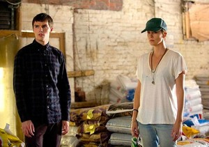 "NIcholas Hoult in ""Dark Places"" as Lyle Wirth"