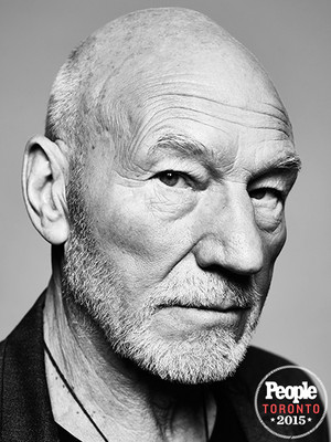 Sir Patrick Stewart - People Magazine