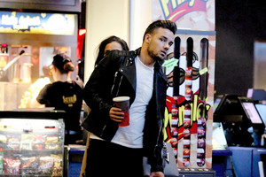 Sophiam out in Montreal