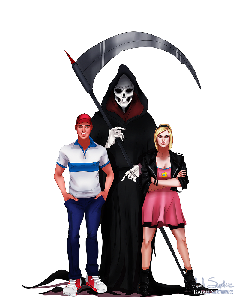 The Grim Adventures Of Billy And Mandy Kartun Fan Art 38849780