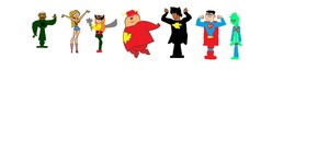 Total Drama Justice League
