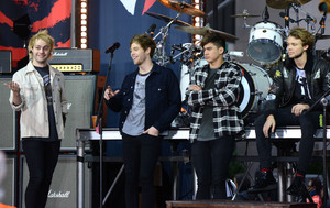 5sos on The Today Show