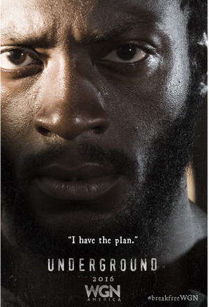 Aldis Hodge as Noah in Underground