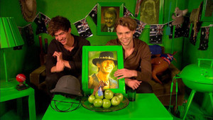 Cashton at Celebrity sap