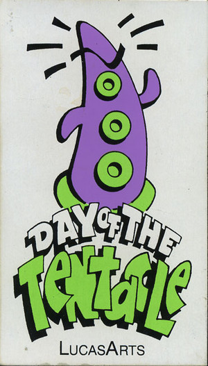 Day of the Tentacle Magnet
