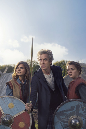 "Doctor Who ""The Girl Who Died"" (9x05) promotional picture"