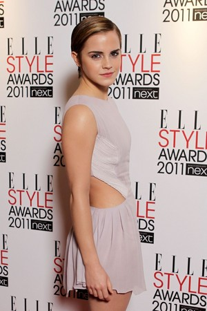Emma at Elle Style Awards 2011