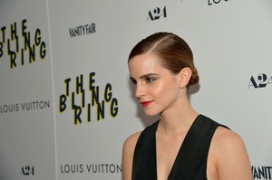 "Emma at ""The Bling Ring"" New York Screening"