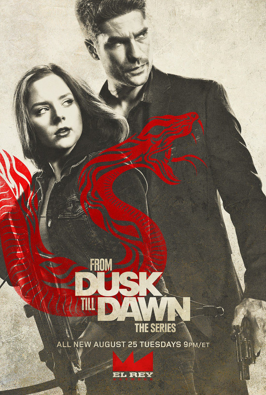 Fdtd The Series Season 2 Posters From Dusk Till Dawn The Series