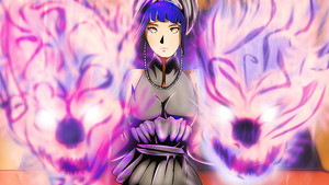 Hinata in The Last