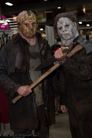 JASON VS MICHAEL