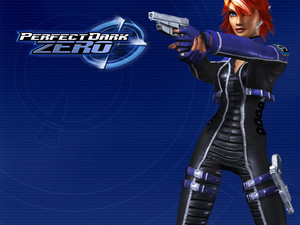 Joanna Dark - Perfect Dark Zero