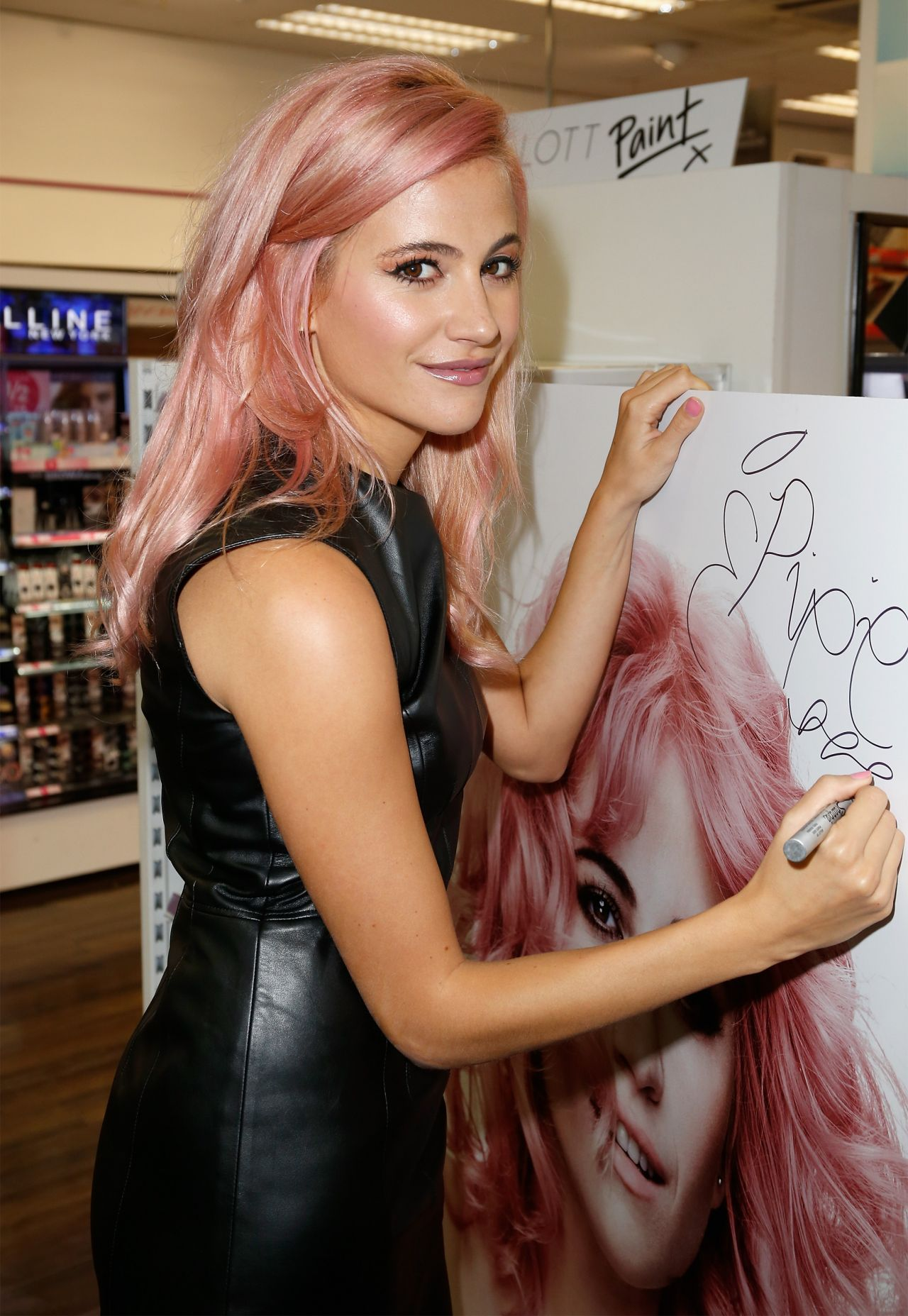 Launch of 'PAINT' by Pixie Lott