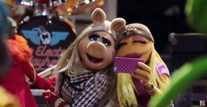 Miss Piggy and Janice