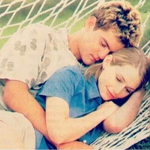 Pacey and Andie