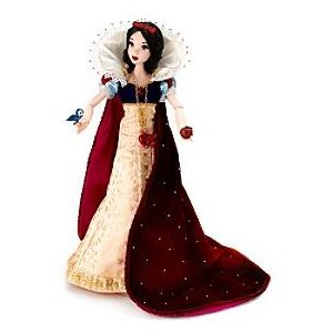 Disney Limited Edition Dolls Images Snow White Le 17 Doll Wallpaper And Background Photos