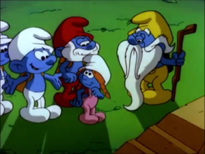 The Smurfs - Smurfquest