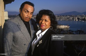 jackson 5's janet jackson's beautiful parents katherine jackson and joe jackson