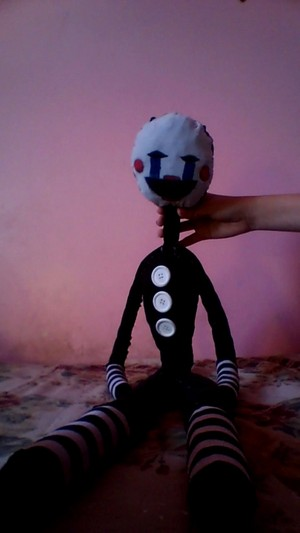 puppet doll