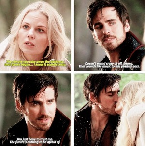 5x08 Killian/Emma