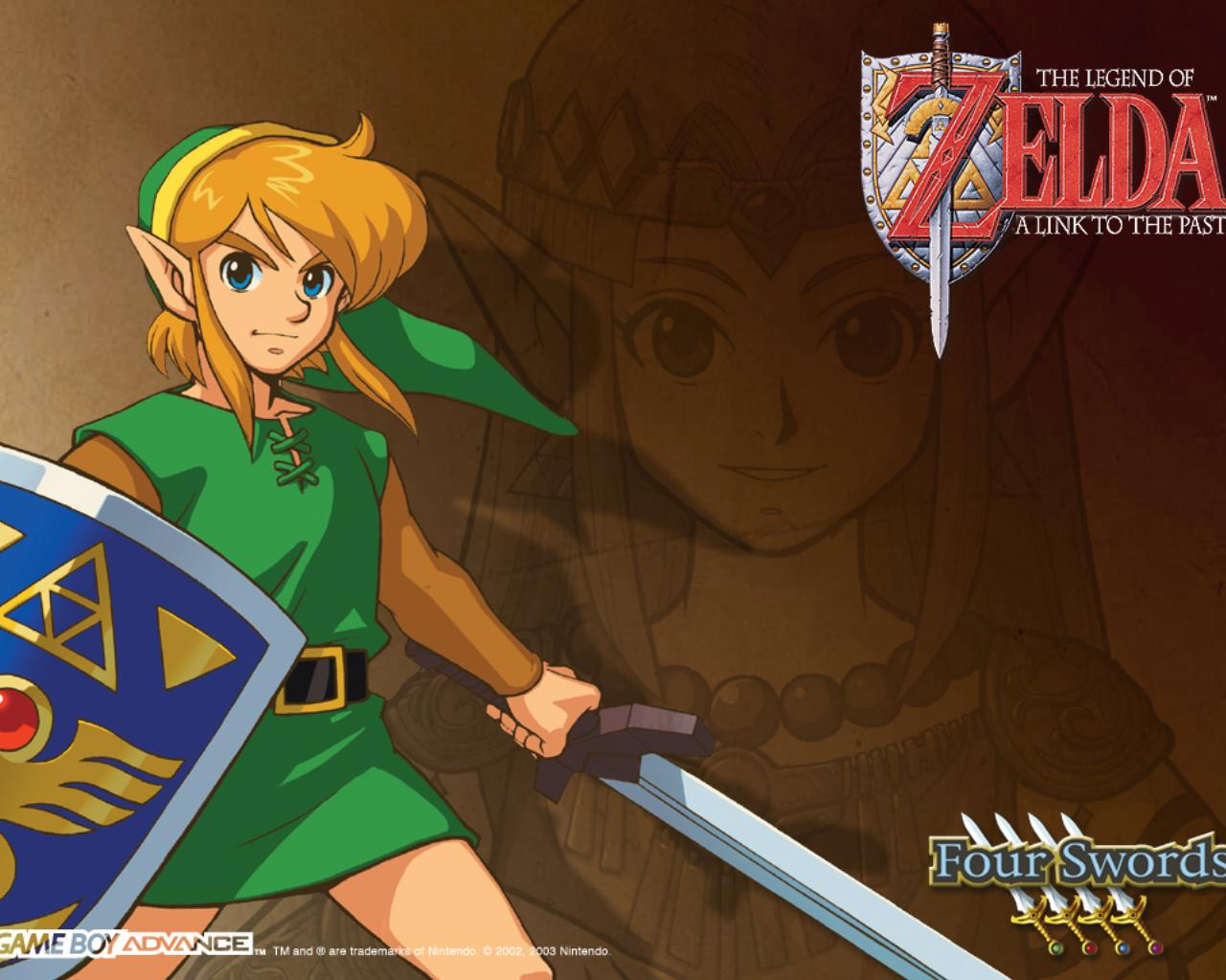 A Link To The Past The Legend Of Zelda Wallpaper 39031673 Fanpop