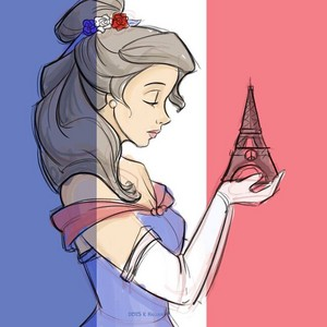Belle - Pray for Paris