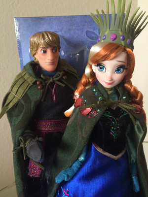 Дисней Fairytale Collection - Anna and Kristoff