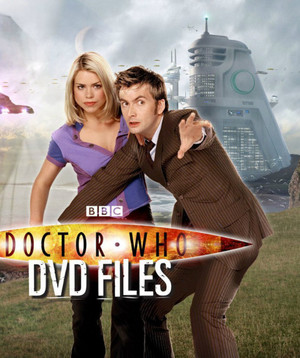 Doctor Who - DVD Files