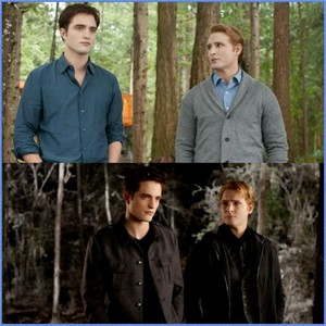 Edward and Carlisle