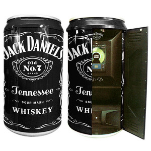 Jack Daniels Big Can Stereo JD462C mybottleshop1