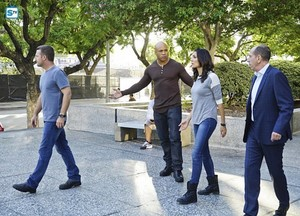 NCIS: Los Angeles - Episode 7.09 - Internal Affairs - Promotional Photos