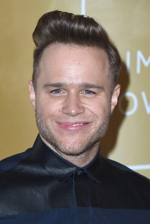Olly at muziki Industry Trust Awards