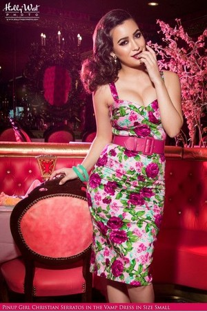 Pinup Girl Clothing Photoshoot ~ 2015