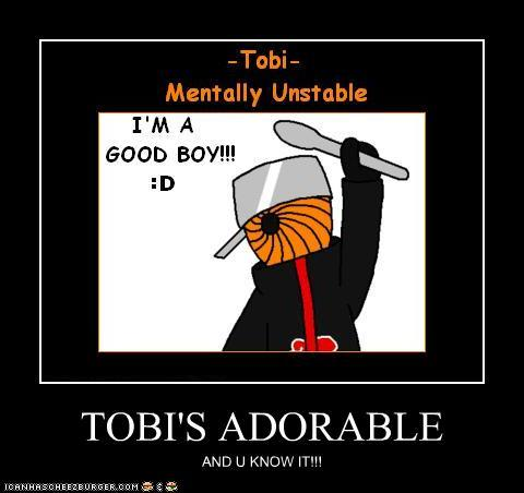 Tobi is a Good Boy :D