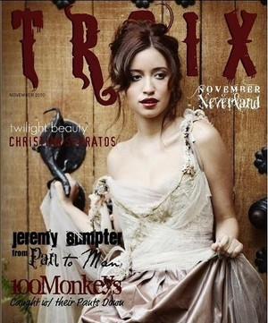 Troix Magazine Photoshoot ~ 2010