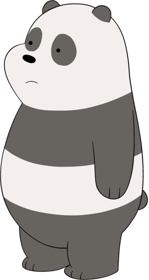 We Bare Bears' Panda