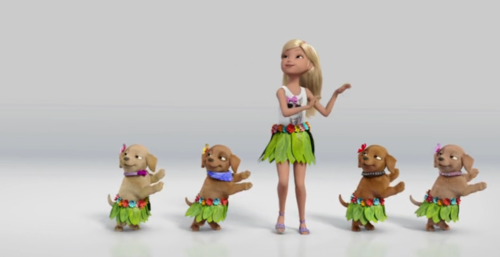 Barbie Movies images puppy chase HD wallpaper and ...