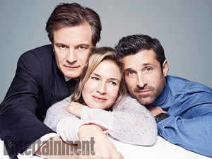 'Bridget Jones's Baby': EW Exclusive تصاویر