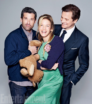 'Bridget Jones's Baby': EW Exclusive fotos