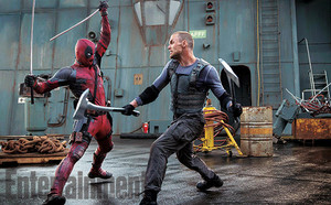 Deadpool vs Ajax